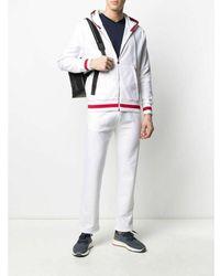 Kiton Jogging Suit Blanco