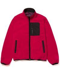 Huf Crisis reversible jacket - Noir