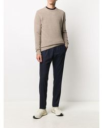 Paul & Shark - Sweater Beige - Lyst