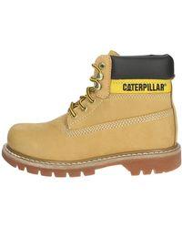 Caterpillar Boots P306831 - Giallo