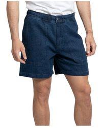 Thinking Mu Shorts - Blau