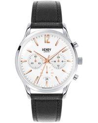 Henry London Highlife watch - Blanc