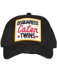 DSquared² Baseball Pet - Zwart