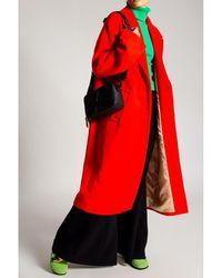Golden Goose Wool coat Rojo