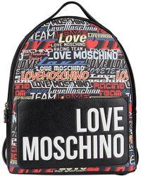 Love Moschino Backpack - Zwart