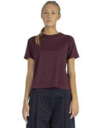 Studio Nicholson Classic Short Sleeve T-Shirt - Rot