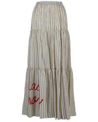 Giada Benincasa Skirt - Neutre
