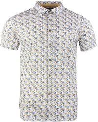 Gabbiano Shirt 33861 - Wit