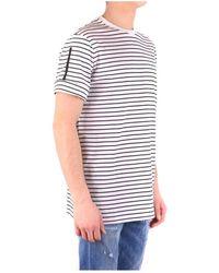 Neil Barrett T-shirt Blanco
