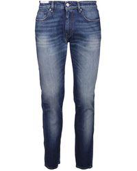 Pt05 Jeans Must Rock - Blauw