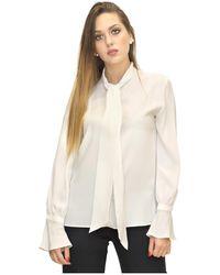 Max Mara Studio Silk shirt - Blanco