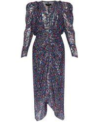 Isabel Marant Dress - Paars