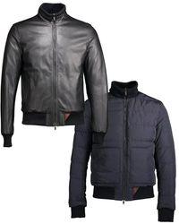 Dior Double Nuvola Reversible Jacket - Zwart