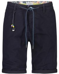 A fish named fred 22.03.220 Shorts - Blauw