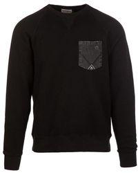 Roy Rogers Sweater - Zwart