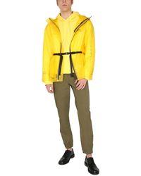 Helmut Lang Tech Jacket Amarillo