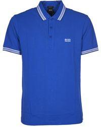 BOSS by Hugo Boss Polo Shirt - Blauw