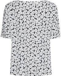 Tommy Hilfiger Short Sleeve Blouse - Bianco