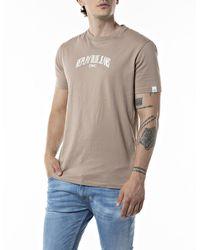 Replay T-shirt - Bruin