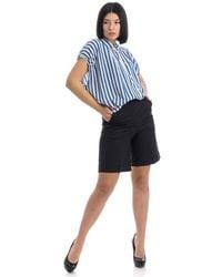 Seventy Bermuda Shorts - Blu