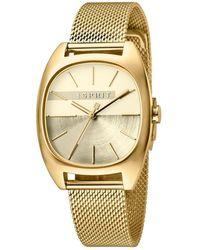 Esprit Watch Mod. Es1l038m0095 - Geel