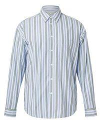 Samsøe & Samsøe Luan J Shirt 13072 - Blauw