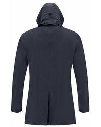 Herno Carcoat Laminar Azul