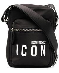 DSquared² Bag - Nero