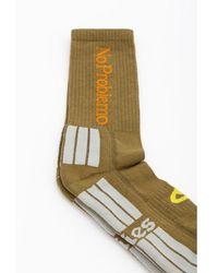 Aries No Problemo Socks - Verde