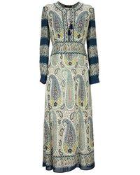 Louis Vuitton Dress - Blauw