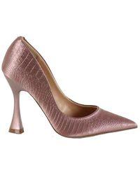 Steve Madden Validate Decollete Shoes - Roze