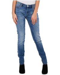Denham 02191011002-britney Jeans - Blauw
