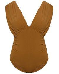 Marysia Swim One-piece Swimsuit - Bruin