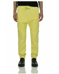 DSquared² Trousers - Geel