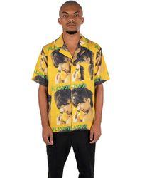 Soulland Orson Playboy Shirt - Geel