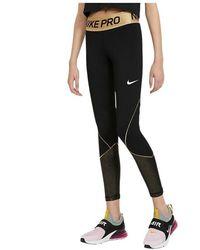 Nike Mallas Nia - Zwart