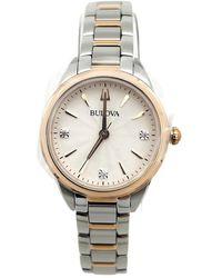 Bulova Sutton Watch - Grau