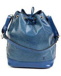 La Martina Epi Noe Gm Shoulderbag - Blauw