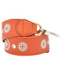 Longchamp Bag Accessories - Oranje