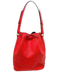 Louis Vuitton Tweedehands Noe - Rood