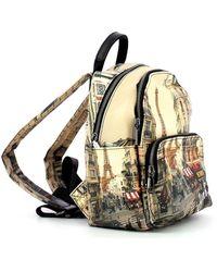 Y Not? Boheme backpack Beige - Neutro