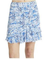 Berenice Skirt - Blauw