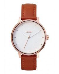 Nixon Watch - Marrone