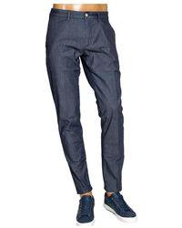 Siviglia Trousers - Bleu