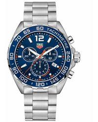 Tag Heuer Formula 1 Watch - Blauw