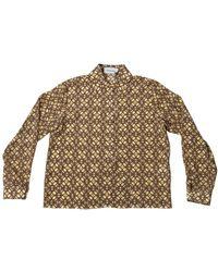 Borbonese Camicia - Bruin