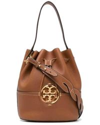 Tory Burch Buchet BAG - Marrone