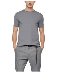 Sarah Pacini Short sleeves sweater - Grau