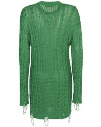 Laneus Dress Verde