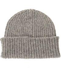 Dondup Hat Gris